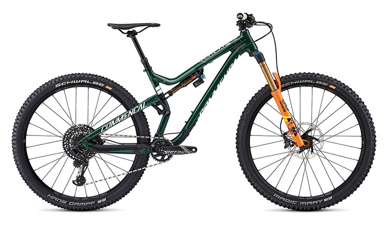 "META TRAIL 29"" British Edition"